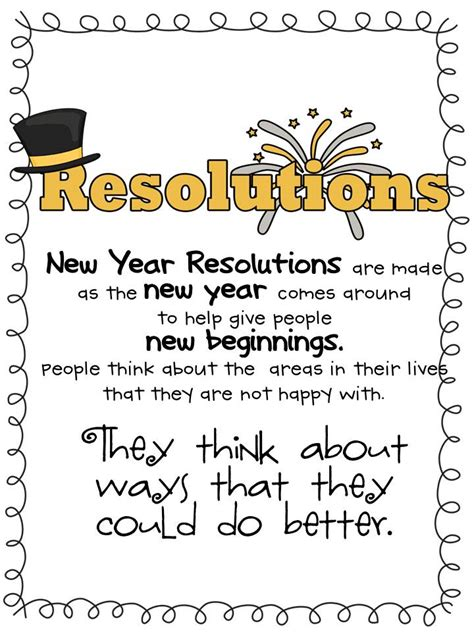 new year 2015 for kindergarten search results for kindergarten new year s resolutions