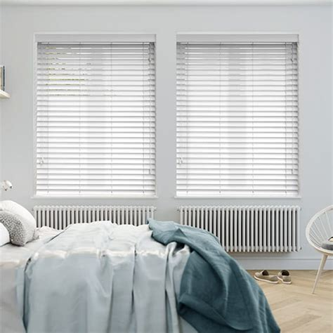 white wooden venetian blinds beautiful shades of white by