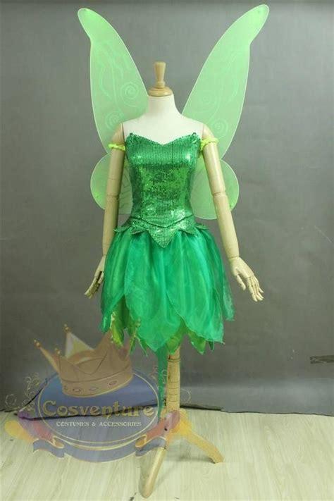 tinker bell costume dress custom  gorgeous cosplay
