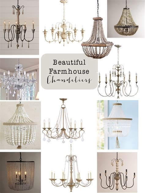 Farmhouse Style Chandelier Friday Finds Farmhouse Chandeliers House Of Hargrove