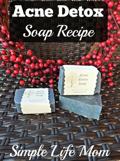 Acne And Detox by Detox Acne Soap Recipe Tea Tree And Acne