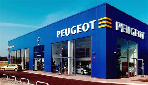 peugeot showroom new car sales in europe up 8 9 in q1 2015