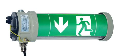 Lu Emergency Lu Emergency ex signal and escape sign luminaires atex wolff