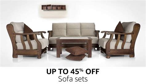 leather sofa set price in india sofas buy sofas couches online at best prices in india