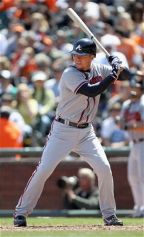 chipper jones swing hitting
