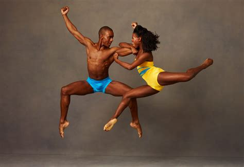 Alvin Ailey Revelations Sections by The Revelations Alvin Ailey American Theater