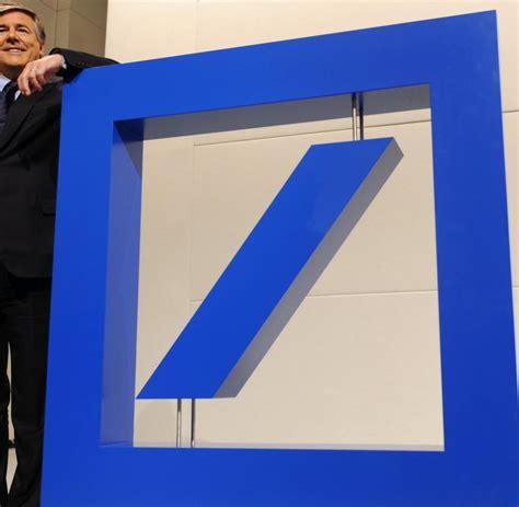 deutsche bank bilanz quartalsgewinn deutsche bank mit zweitbester bilanz der