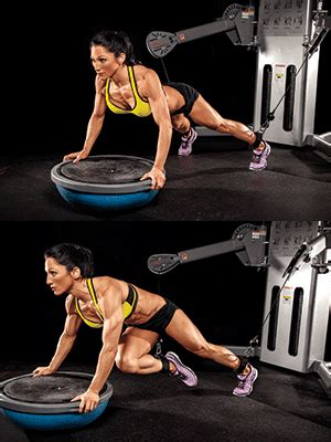 the secret to ripped abs fitness