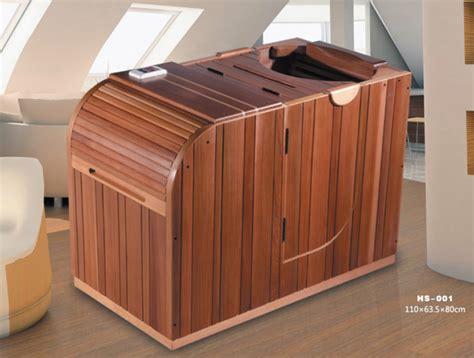 Far Infrared Sauna Detox by 2015 Portable Small Home Sauna Far Infrared Foot Sauna