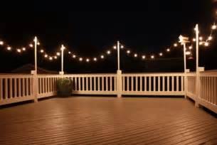 deck lights garage pinterest