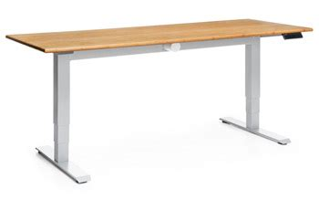 versa stand up desk all versa motorized height adjustable desk by ofm options