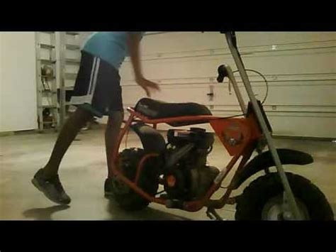 doodle bug mini bike reviews baja doodle bug mini bike review