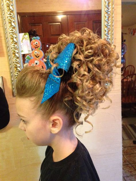 hairstyle competition ideas 18 best cheer hair