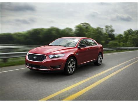 Report 2018 Ford Taurus 2018 ford taurus interior u s news world report