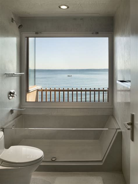 see through bathtub oceanfront residence with stunning coastal views in