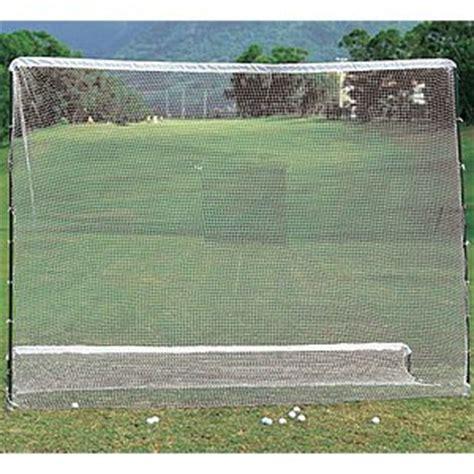 j m golf practice range hitting net 7 x 9