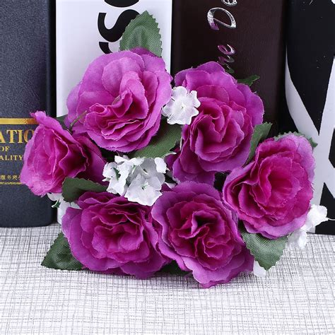 candle ring centerpieces candle rings silk wedding flower tabletop