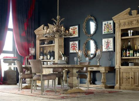Vintage Living Room Dining Room Awesome Collection Of Vintage Room Designs By Timothy