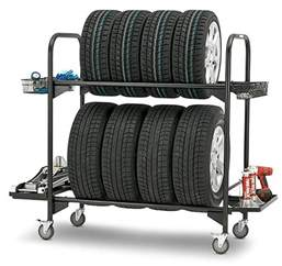 Tire Rack Design by Best 25 Tire Rack Ideas On Diy Garage Storage
