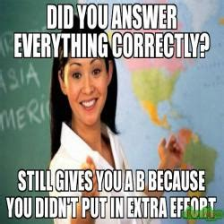 Teacher Meme Generator - unhelpful highschool teacher meme image memes at relatably com