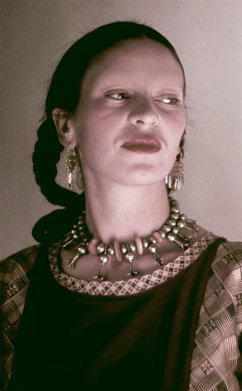 Firda Syar I frida kahlo from without eyebrows e news