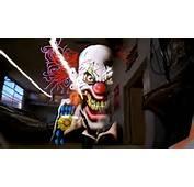 Airbrush Hood Car Clown Killer Custom