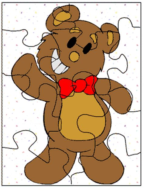 Teddy Puzzle by Teddy Puzzle