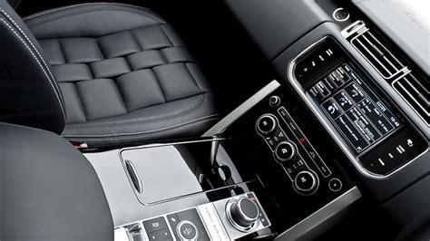 range rover vogue 2013 interior a kahn design unveils its 2013 range rover vogue interior