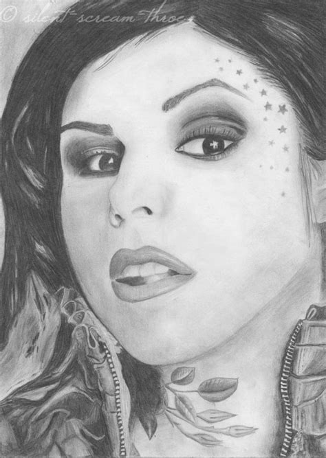kat von d portrait tattoo d portrait portfolio www imgkid the