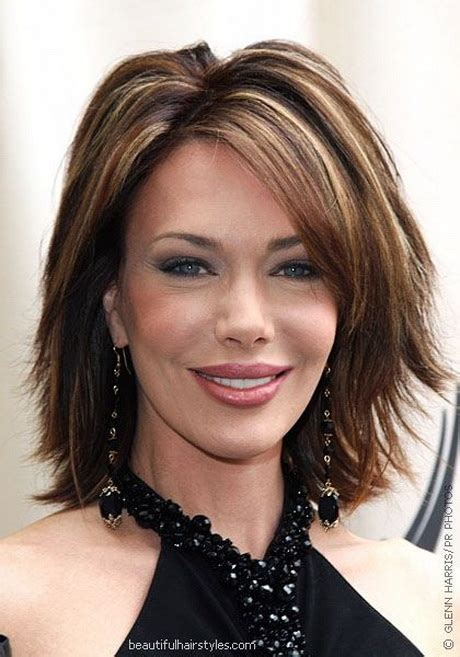 hairstyles with bangs over 40 hairstyles for women over 40 with fine hair