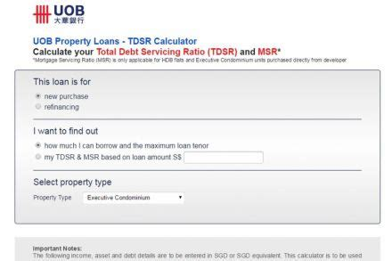 dbs house loan calculator singapore house loan calculator 28 images home loan refinancing calculator