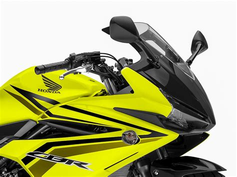 honda cbr500r colour for the 2017 honda cbr500r and cb500f lemon