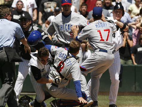 bench clearing brawl baseball baseball s most memorable bench clearing brawls thescore com