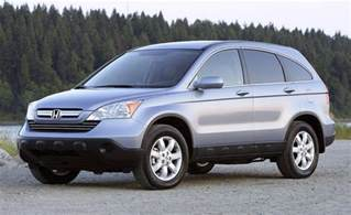 2009 Honda Cr V Ex L Car And Driver