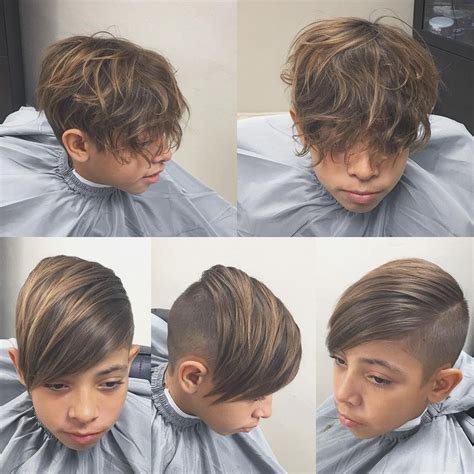 toddler haircut long on top and short on sides 50 best boys haircuts images on pinterest man s