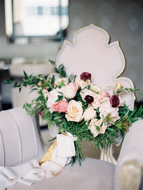 Wedding Bouquet Kansas City by Home Sanders Events Kansas City Luxury Wedding