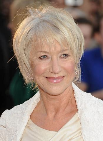 helen mirren cuts hair elegant hairstyles hairstyles helen mirren short wispy hairstyle