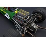 CarsModeling  Ebbro 20004 Team Lotus Type 49 1967