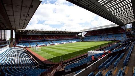 layout of villa park stadium aston villa football club the official club website