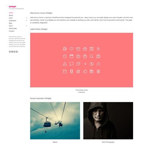 theme wordpress free creative popular creative wordpress themes free premium templates