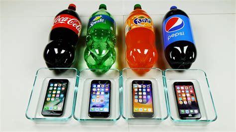 Coca Colaspritefanta iphone 7 in coca cola vs sprite vs fanta vs pepsi 24 hours