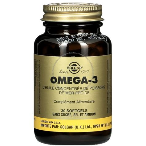 Kibz Omega 3 30 omega 3 30 capsules solgar onatera
