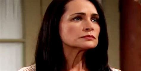 rena sofer hair cut on bold and beautiful bold and the beautiful fans want quinn punished