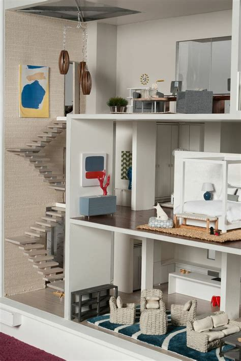 modern dolls house furniture 1 6 scale diy barbie doll house google search diy doll house pinterest barbie doll house