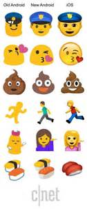 new emojis android dozens of new emojis are headed your way soon cnet
