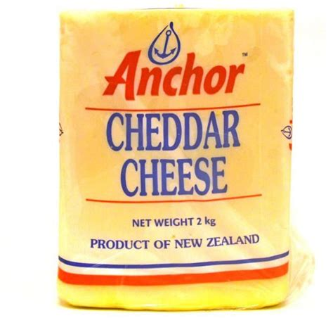 Anchor Cheddar By Moza Kitchen anchor 2kgs cheddar cheese price from foodplus in kenya