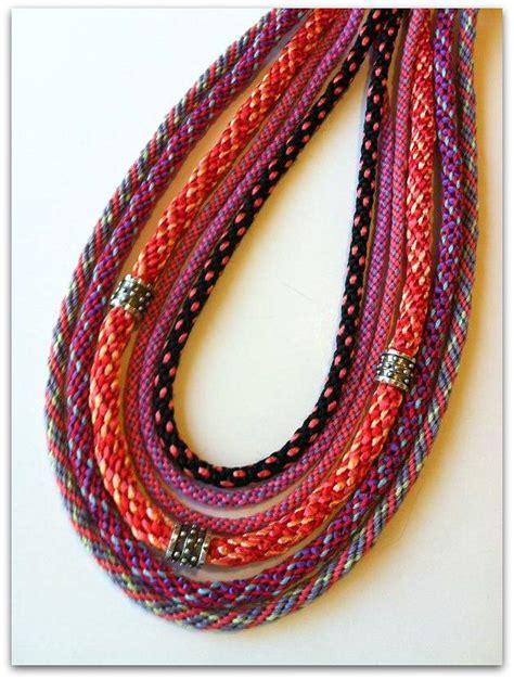Braiding Cord Patterns - kumihimo picmia