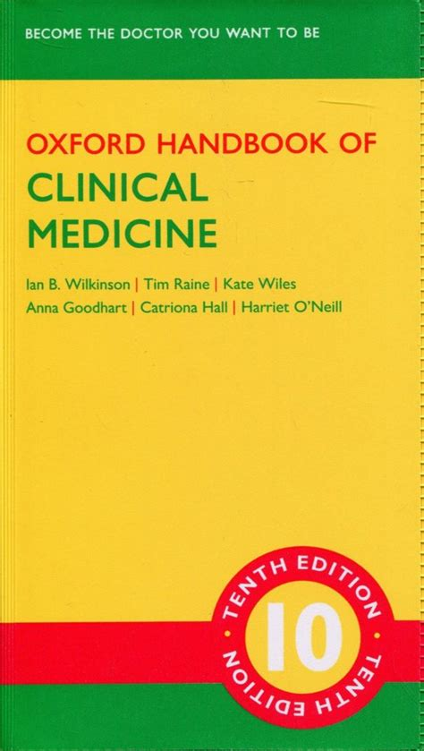Oxford Handbook Of Clinical Medicine Pdf Free Download