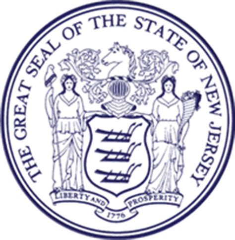 State Of New Jersey Records Division Of Revenue New Jersey Records Manual