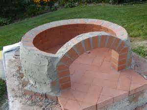 Building my wood fired oven construction walk through pt2 oven
